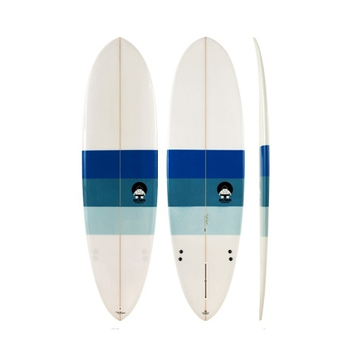 McTavish Sumo (Blue) Surfboard