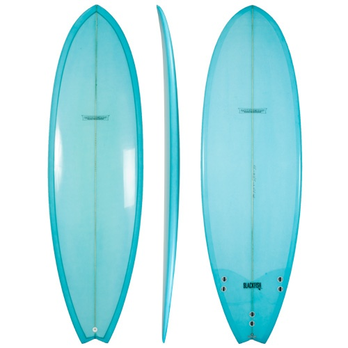 Modern Blackfish (Blue) Surfboard