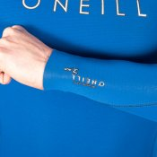 O'Neill Mens 2mm Hyperfreak Long Sleeved (Deepsea/ Wetsuit