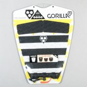 Gorilla Harley (Black Stock Stripes B)
