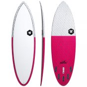 7S Slip Stream Carbon Vector (Red) Surfboard
