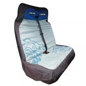 Bulldog Double Seat Cover (Blue)