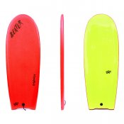Catch Surf Beater Finless (Red/Yellow)