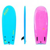 Catch Surf Beater Twin Fin (Cyan/Pink)