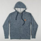 Jetty Static Hoodie (Navy Heather)