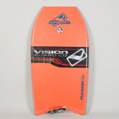 Vision Razor Bodyboard (Orange/Orange)