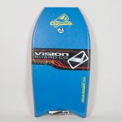Vision Razor Bodyboard (Blue/Orange)
