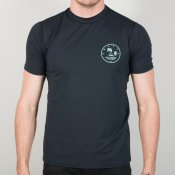 Reef Adventure Surf Shirt (Black)