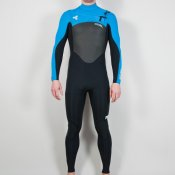Xcel Mens 3mm X-Flex X-Zip (Blue) Wetsuit