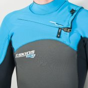 C-Skins Mens 3mm ReWired (Blue) Wetsuit