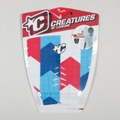 Creatures Ry Craike (Sky Blue/Red)