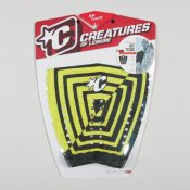 Creatures Nat Young (Lime/Black)