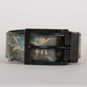 Billabong Johnny Belt (Black Palms)