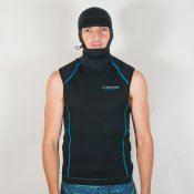 C-Skins 0.5mm DryKnit Hot Wired Hooded Polypro