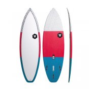 7S Salt Shaker Carbon Vector (Maroon) Surfboard