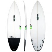 JS Surfboards Blak Box Round Tail
