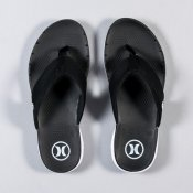 Hurley Phantom Free Sandal (Black / White)