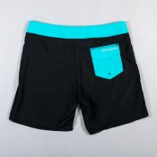 Billabong Unit Point (Black/Cyan)