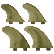 Rainbow Fins RS1RS2 Quad Fin Set (FCS)