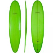 Modern Blackbird (Green) Surfboard